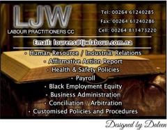 LJW LABOUR PRACTITIONERS CC