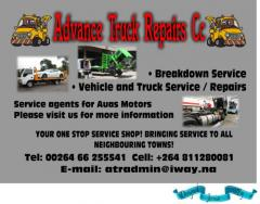 Advance Truck Repairs Cc