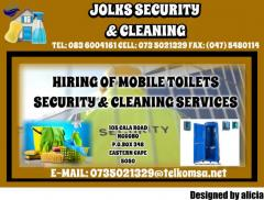 JOLKS SECURITY & CLEANING