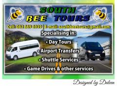 SOUTH  BEE TOURS