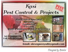 Kasi Pest Control & Projects