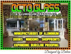 OCTO GLASS & ALUMINIUM TRADING CC