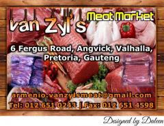 Van Zyl's Meat Market