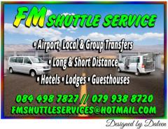 FM SHUTTLE SERVICE