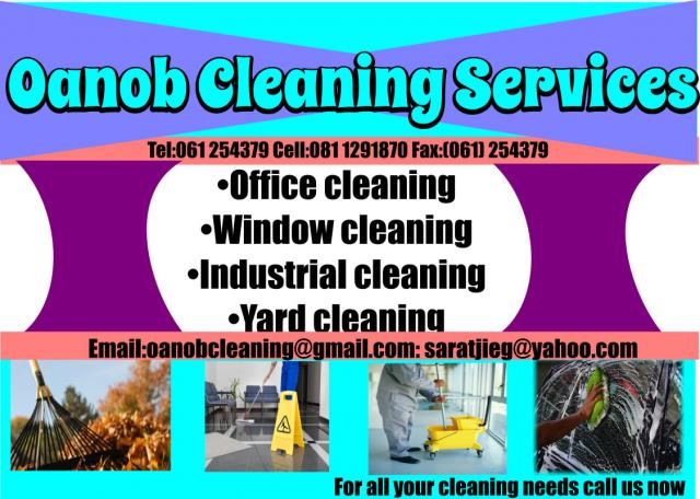 Oanob Cleaning Services