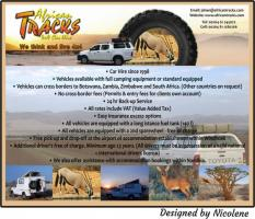Africa Tracks 4x4 Car Hire