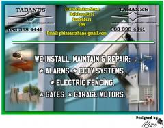 Tabane's Communications & Security Solutions