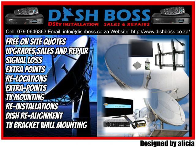 Dish Installer | Resume CV Cover Letter