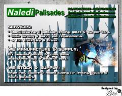 Naledi Palisades