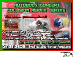 Autobody Concept Collision Repair Centre