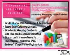 JV Accounting & Payroll Solutions