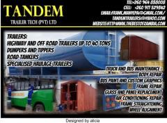 Tandem Trailer Tech (PVT) LTD
