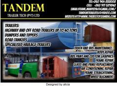 Tandem Trailer Tech (PVT) LTD
