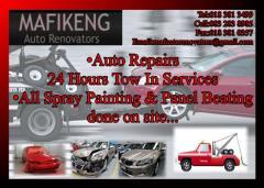 Mafikeng Auto Renovators