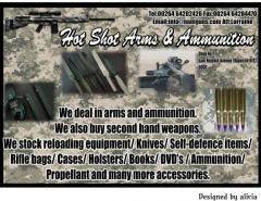 Hot Shot Arms & Ammunition