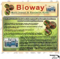 Bioway Multi Insect & Dustmite Killer