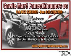 Gawie Maré Paneelkloppers cc