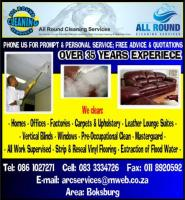 All-Round Cleaning Services