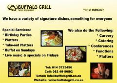Buffalo Grill Family Restaurant