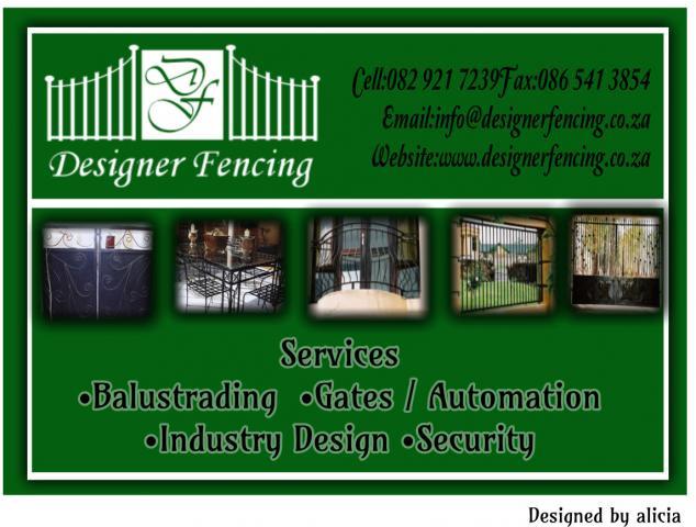 Designer Fencing