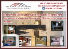 Thunder Les Kitchens