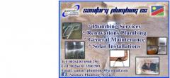 Sanitary Plumbing Services