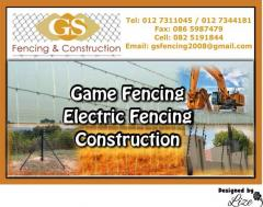 G.S Fencing & Construction