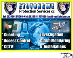 Etotongwe Protection Services cc