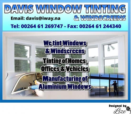 Davis Window Tinting & Windscreens