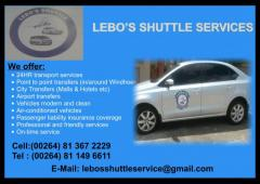 Lebo's Shuttle Services