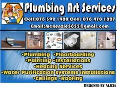 Plumbing Art Services