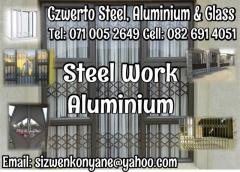 Czwerto Steel, Aluminium & Glass