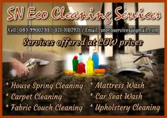 SN Eco Cleaning Services