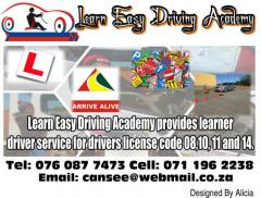 Learn Easy Driving Academy