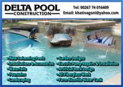 Delta Pool Construction