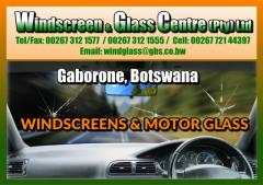 Windscreen & Glass Centre