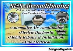 S&S Auto Airconditioning