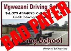 Mgwezani Driving School