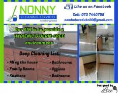 Nonny Cleaning Services