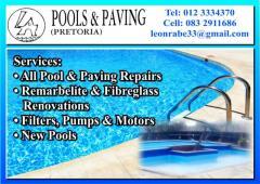 LA Pools & Paving
