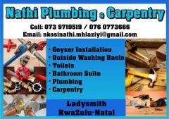Nathi Plumbing & Carpentry
