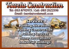 Tswela Construction