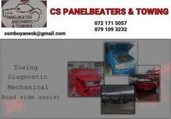 CS PANELBEATERS & TOWING