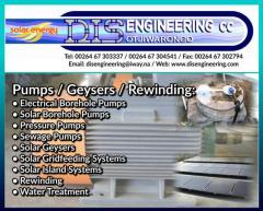 DIS Engineering cc