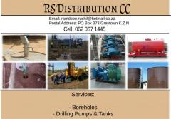 RS Distribution cc