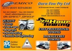Pemico Auto Body Panelbeaters / Dura-Tow Pty Ltd