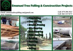 Emmanuel Tree Felling & Construction Projects