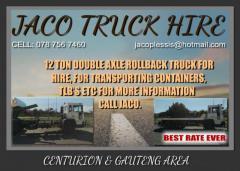 JACO TRUCK HIRE