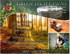 Green Tech Lawns
