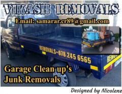 Vikash Removals